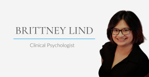 Headshot of Brittney Lind Clinical Psychologist
